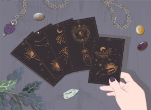 Using Tarot Cards For Destroying Creative Blocks