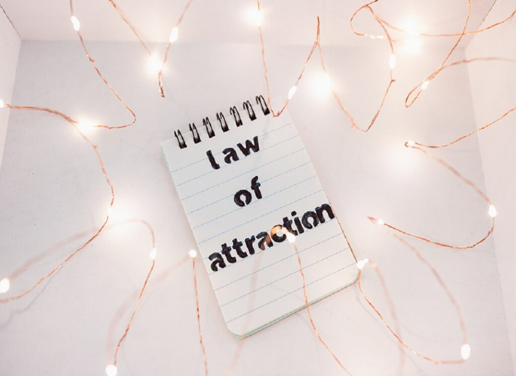 Here's How The Law Of Attraction Works When You Have To Attract Your Crush