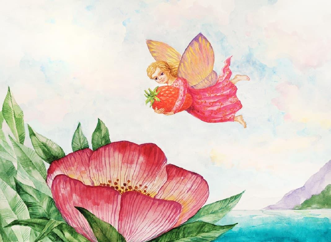 angel and fairies
